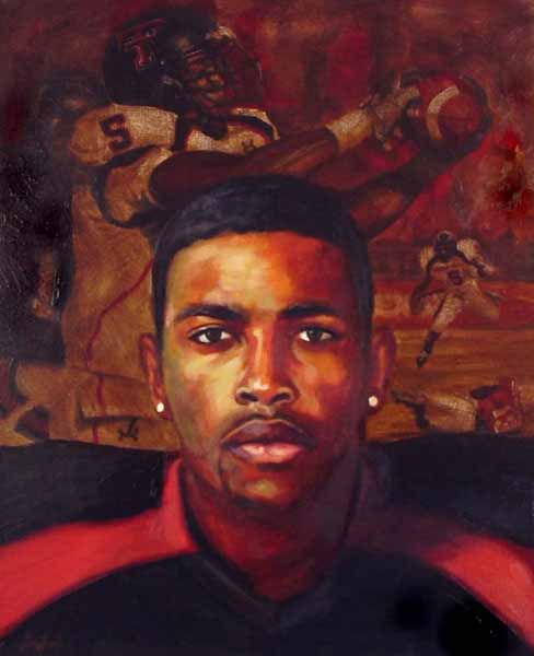 Craig Gould   Michael Crabtree   16x20 Photorealism (oil On Canvas)