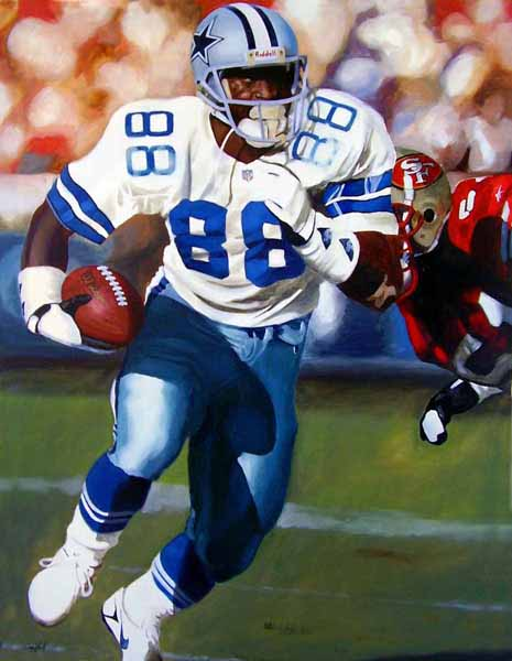 Craig Gould   The Play Maker   Photorealism (oil On Canvas)