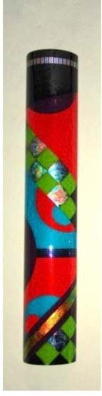 Laura Thompson   CW9a 103   9x54 Cold Worked Glass