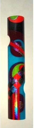 Laura Thompson   CW9b 104   9x54 Cold Worked Glass