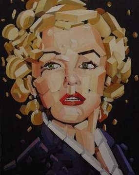 AllArtists_0022_Gregory Arth - Marilyn Monroe 40x30 oil